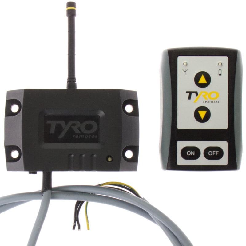 transmisor lyra y receptor Hydrus